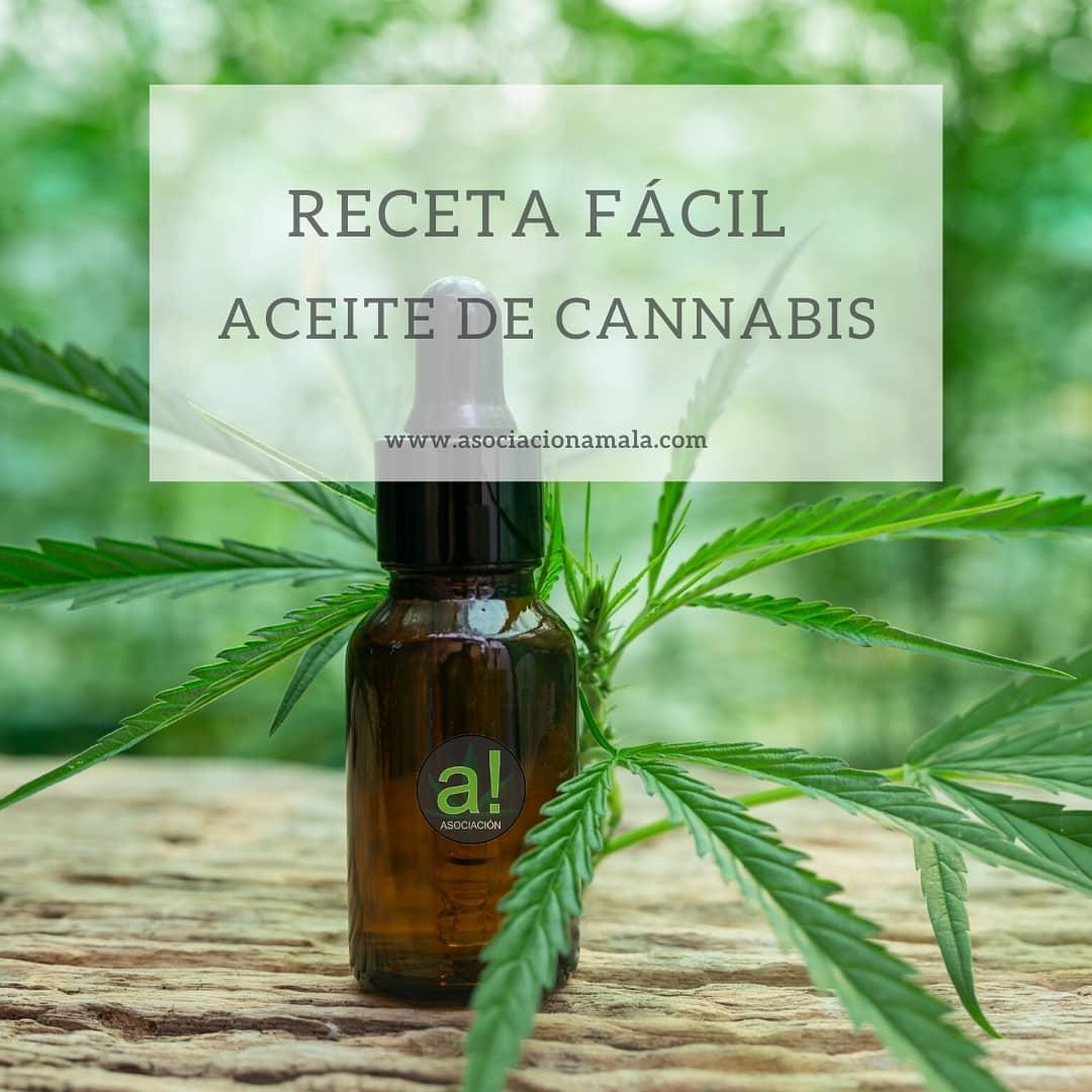 receta facil aceite cannabis