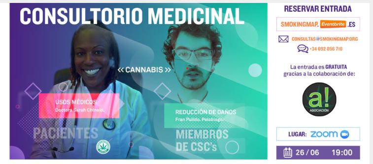 consultorio online gratuito cannabis medicinal