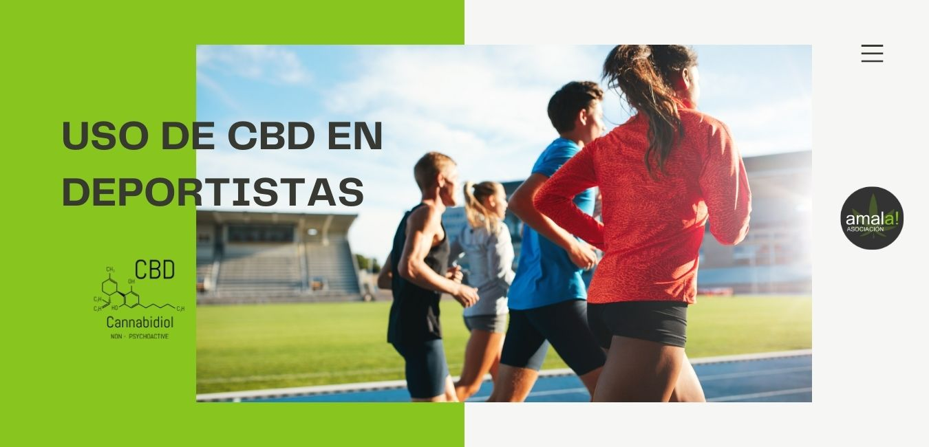 Uso del CBD en deportistas