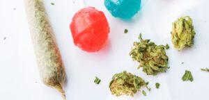 comestibles dulces cannabis