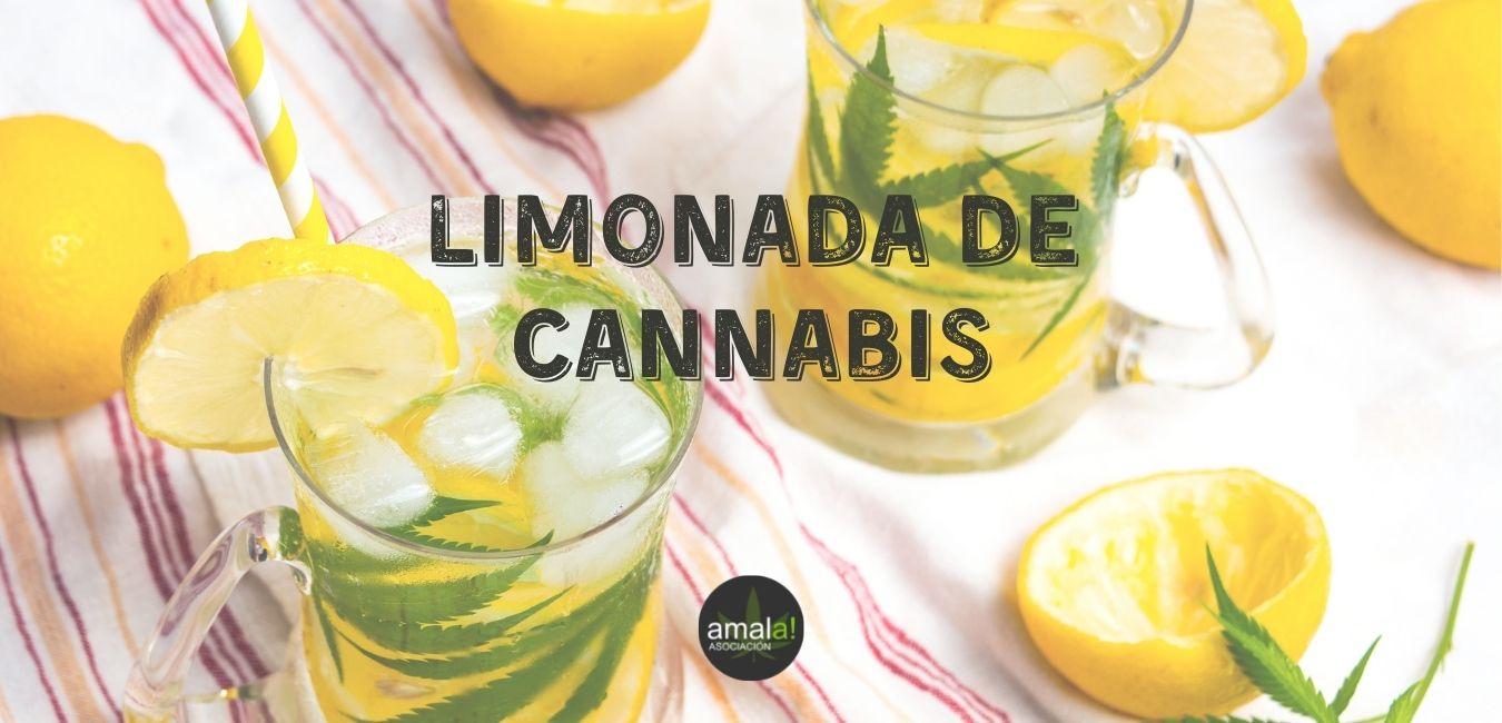 receta Limonada de cannabis