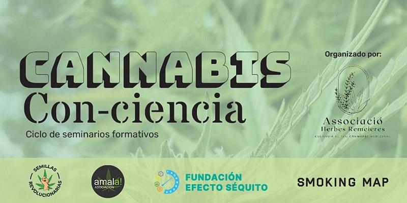 Seminarios formativos Cannabis Con-Ciencia
